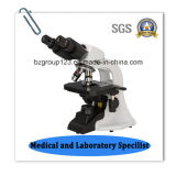 Microscope éducatif biologique de Bz-103 Trinocular