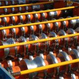 Calamine-hydraulische Presse-Dach-Blatt-Rolle, die Maschine bildet