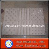 Piedra táctil de las persianas del piso del granito para Paverment amarillo