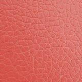SGSの金の証明の製造業者本物Z074袋の革方法人および女性のバックパックのスーツケースの革PVCレザーPVC革
