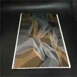 Painel plástico de carimbo quente para GV ISO9001 da parede e do teto 5/6/7*250mm