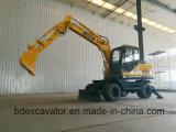Benne da scavo gialle 0.3m3 della Cina Baoding nuove piccole