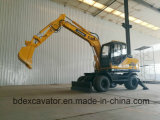0.3m3 Schaufelradbagger China-Baoding gelbe neue kleine