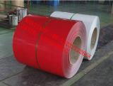 A bobina de aço galvanizada Prepainted mergulhada quente/Prepainted a tira galvanizada do aço Strip/PPGI