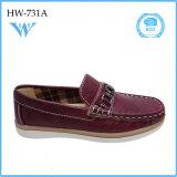 Manera vendedora caliente de la alta calidad y zapatos planos cómodos