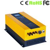 최대 Triphase 380VAC 0-50Hz. 산출 60A 태양 양수 변환장치 30kw