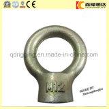 JIS 1168 M48 /M36はステンレス鋼の通されたアイボルトを造った
