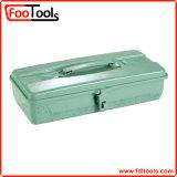 Caixa de ferramentas de metal revestido em pó de 13 polegadas (314301)