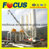 Ready-Mixed Stationaire 120m³ De Riem van /H vervoert Concrete het Mengen zich van het Type Installatie