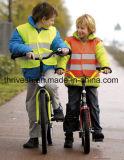 子供のかわいく高い可視性の反射安全トラフィックのベスト