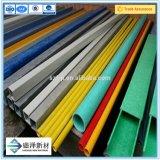 La Chine en fibre de verre Profil Pultrusion, FRP/GRP tube rond