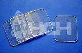 Cristal de zafiro de alta calidad para el escáner (logística, supermercado, hospital)
