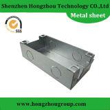 Fábrica de produtos de chapa metálica de venda direta para gabinete de máquinas