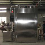 Machine automatique de fumage de saucisse de viande de poulet