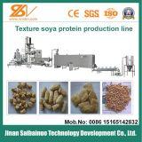 自動TvpかTsp Soya Bean Protein Chunks Making Machine
