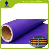 China Fabricante de tecido revestido de PVC e impermeável, lona de PVC para a tampa da máquina