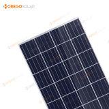 Moregosolar par volt 160W 155W de la pente 12 poly panneau solaire de 150 watts pour l'usage à la maison