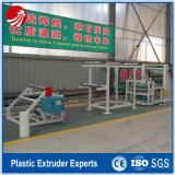 Machine de traitement en plastique à une seule couche de 700-2200 mm PP
