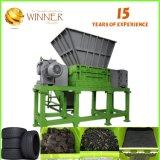 Shredder dirigido fábrica do eixo do dobro da capacidade elevada de Wuxi para a venda
