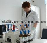 Перчатка ESD волокна углерода противостатическая работая, ладонь покрыла с белым PU (PC8110)