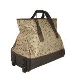 Più nuovo sacchetto di corsa dei bagagli del carrello della rotella di disegno di modo