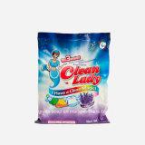 Sabão em pó detergente de marca personalizada