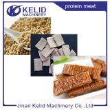 Vollautomatisches schlüsselfertiges Sojabohnenöl-Protein-vegetarische Fleisch-Maschine