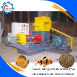 1T/H capacité machine à granulés de PET/aliments pour poissons pour la vente