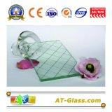 6mm, 6.5mm, glace de câble gâchée par sûreté renforcée de câble par 7mm pour le guichet/porte/partition