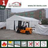 خيمة مرنة قابل للنفخ لأنّ مستودع خيمة وتخزين