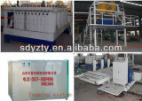 Tianyiの移動式鋳造物のセメントの区分機械EPSサンドイッチボード