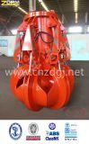Abfall-Beseitigungs-elektrische hydraulische Zupacken-Wanne für Verkauf