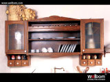 Armadio da cucina 2015 di legno su ordinazione di alta qualità di Welbom Welbom