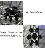 2.6m Circle Revolve Stage Truss e Mini Revolve Truss