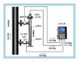 En Línea de presión diferencial inteligente Medidor de densidad de concentración (metro)
