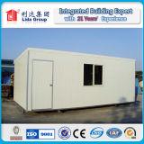 Casa modular del envase para la venta