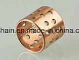 Rolamento de bronze embrulhado (FB090) em material de liga Cusn8p