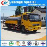 Le bitume chauffé Dongfeng chariot distributeur d'asphalte de pulvérisation