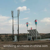 Wind-Generator für Haus / Haus die Verwendung mit Nieder Noise (WKV-600)