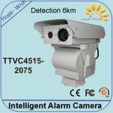 Камера воображения IP толковейшего сигнала тревоги термально PTZ обнаружения 6km ультракрасная