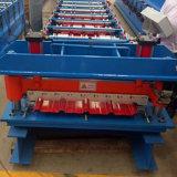 Machine de dépliement froide en acier de forme de roulement galvanisée par PPGI