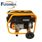 type monophasé à C.A. 2kw générateurs portatifs d'essence pour le bloc d'alimentation à la maison