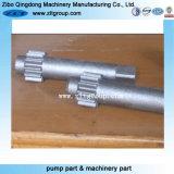 La inversión de piezas de fundición de acero inoxidable con mecanizado CNC