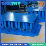Qt4-15c Machine de fabrication de briques de sable automatiques à poussière de charbon
