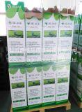Adhension elástico, excelente, fuerza Anti-Ultravioleta, película de LLDPE para el embalaje del pasto