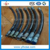 Mangueira de borracha de alta pressão hidráulica da China Factory