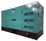 prix d'usine 90kw Super silencieux générateur diesel Cummins (GDC113*S)