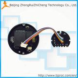Transmissor de pressão diferencial esperto capacitivo da exatidão elevada de H3051s