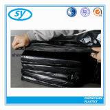 Bolsos de basura plásticos del LDPE del negro extrafuerte para las basuras de la construcción