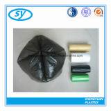 Горячая пластмасса сбывания рециркулирует мешок отброса для хлама